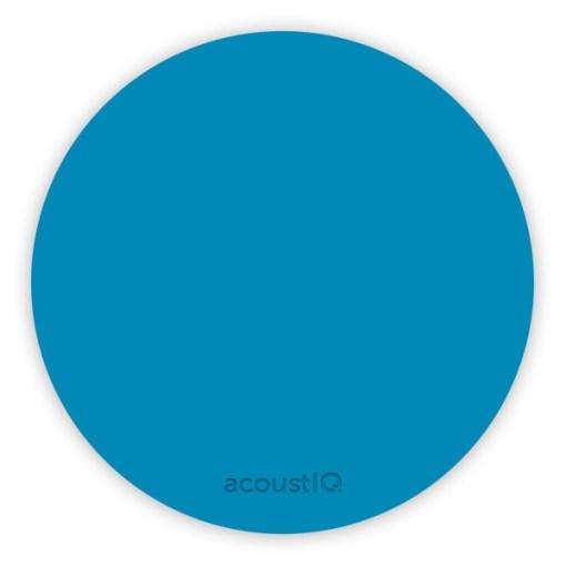 acoustIQ Grand Slam Practice Pad (Blue)