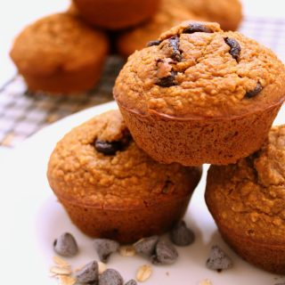 Muffins Saudáveis sem Farinha