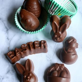 Chocolate Saudável para a Páscoa (Vegano, Low Carb)