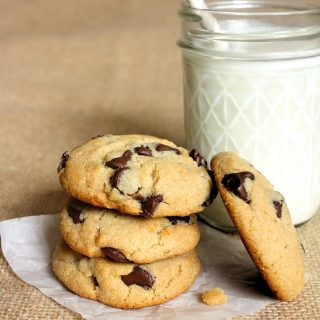 Chocolate Chip Cookies (Low Carb/Paleo)