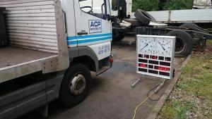 commercial brake tester uk