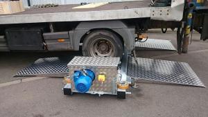 Mobile BM20200 Commercial brake tester for sale