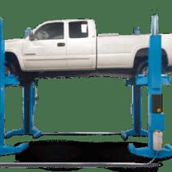 ravaglioli 22 tonne mobile column lifts