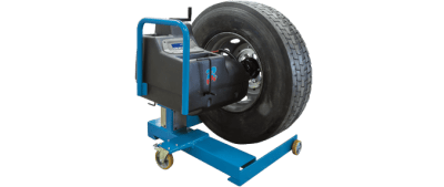 mobile commercial wheel balancer