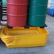 Pallet Converter for 4 x 205ltr drums Palcon 4
