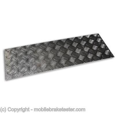 Mobile Brake Tester Chain Cover Plate
