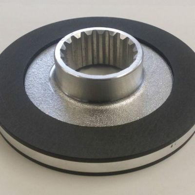 BM20200 Brake Disc Motor friction