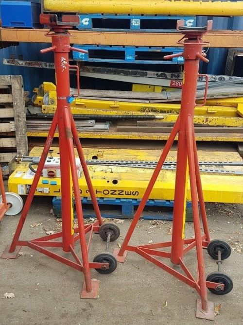SOMERS AXLE STANDS