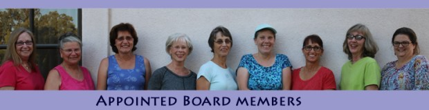 Appointed Board members