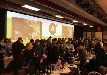 Proposta vini: ritratti di produttori a passeggio tra i corridoi della kermesse di Lazise. Parte prima
