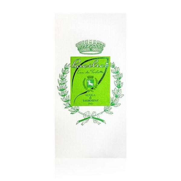 Acqua di Taormina parfums bacilico_prodotto_box_50ml Petra Lavica