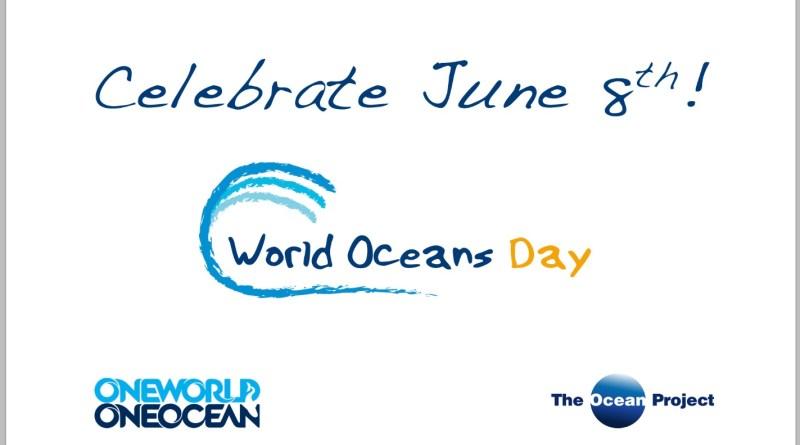 Giornata mondiale degli oceani -World Ocean Day