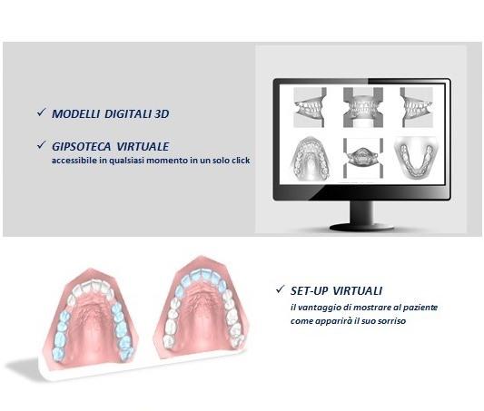 Modelli 3D e Setup Virtuali