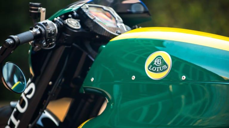 2014 Lotus C 01 Acquire