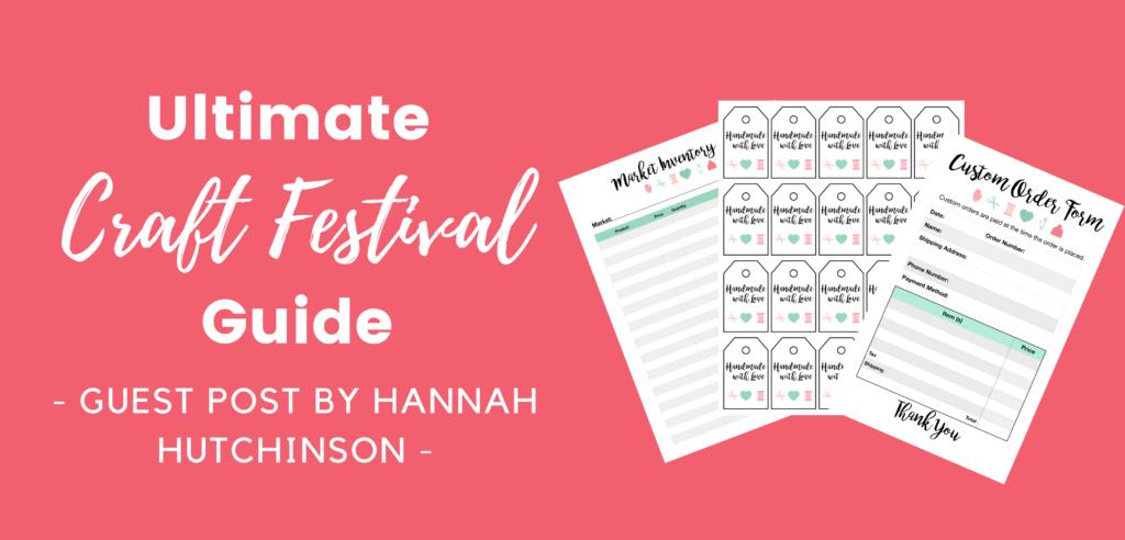 Ultimate Craft Festival Guide