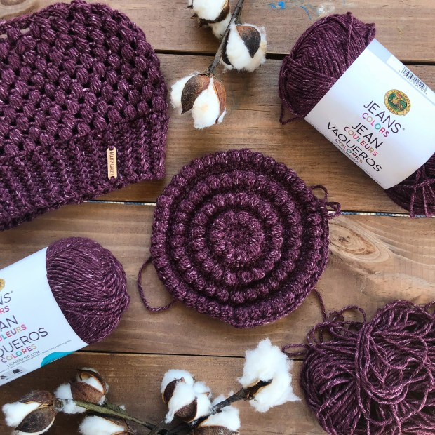 Lion Brand Yarn- Free Color Charts -
