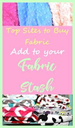 Top 5 sites to buy fabric