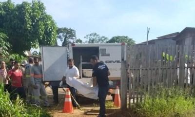 Homem é achado morto em Sena Madureira — Foto: Divulgação Polícia Militar/AC