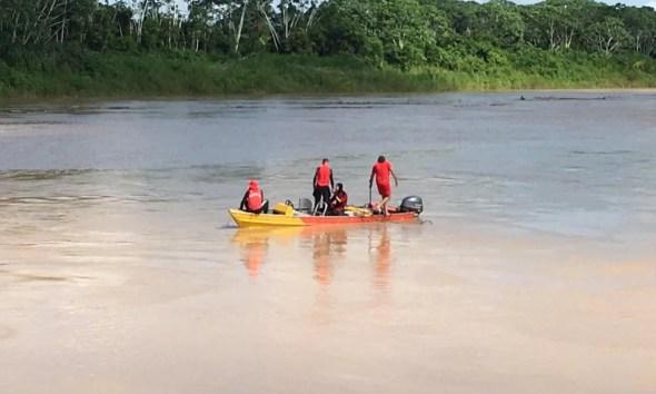 No AC, bombeiros registraram 33 mortes por afogamento em 2019 — Foto: Gledisson Albano/Rede Amazônica Acre