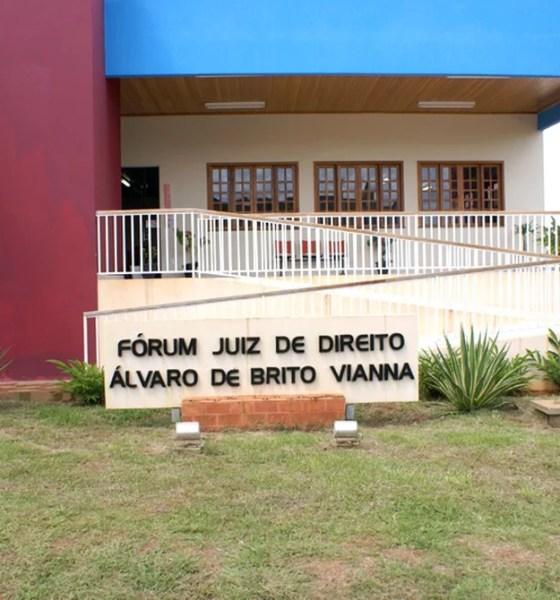 Homem foi condenado a mais de um ano de prisão por falsificar assinatura de pastor de Capixaba — Foto: Divulgação/Tribunal de Justiça do Acre