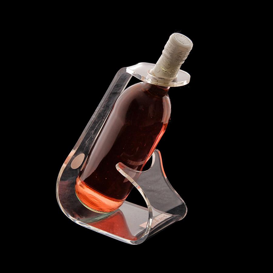 Base de acrílico para botella