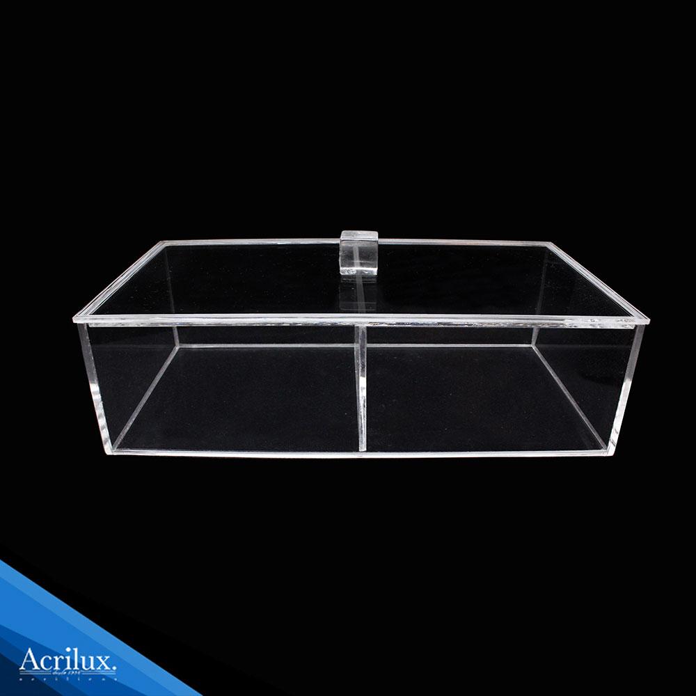 Caja de acrilico