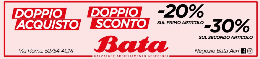 Bata - Via Roma - Acri