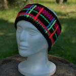 """""""Perfectly Plaid"""" Headwarmer by A Crocheted Simplicity"""