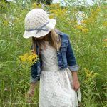 """Summer Waves"" Sunhat by A Crocheted Simplicity"