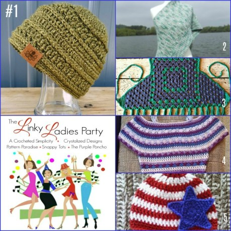 Come join The Linky Ladies Link Party and Link-Up your most recent projects! :D
