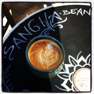Sangha Bean Coffee Shop in Revelstoke, BC – Review