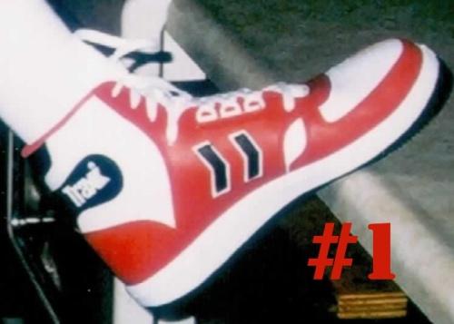 Shoe Countdown #1