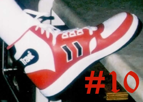 Shoe Countdown #10