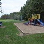 Lakeview Campground Ball Diamond