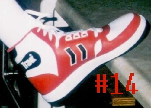 Shoe Countdown #14