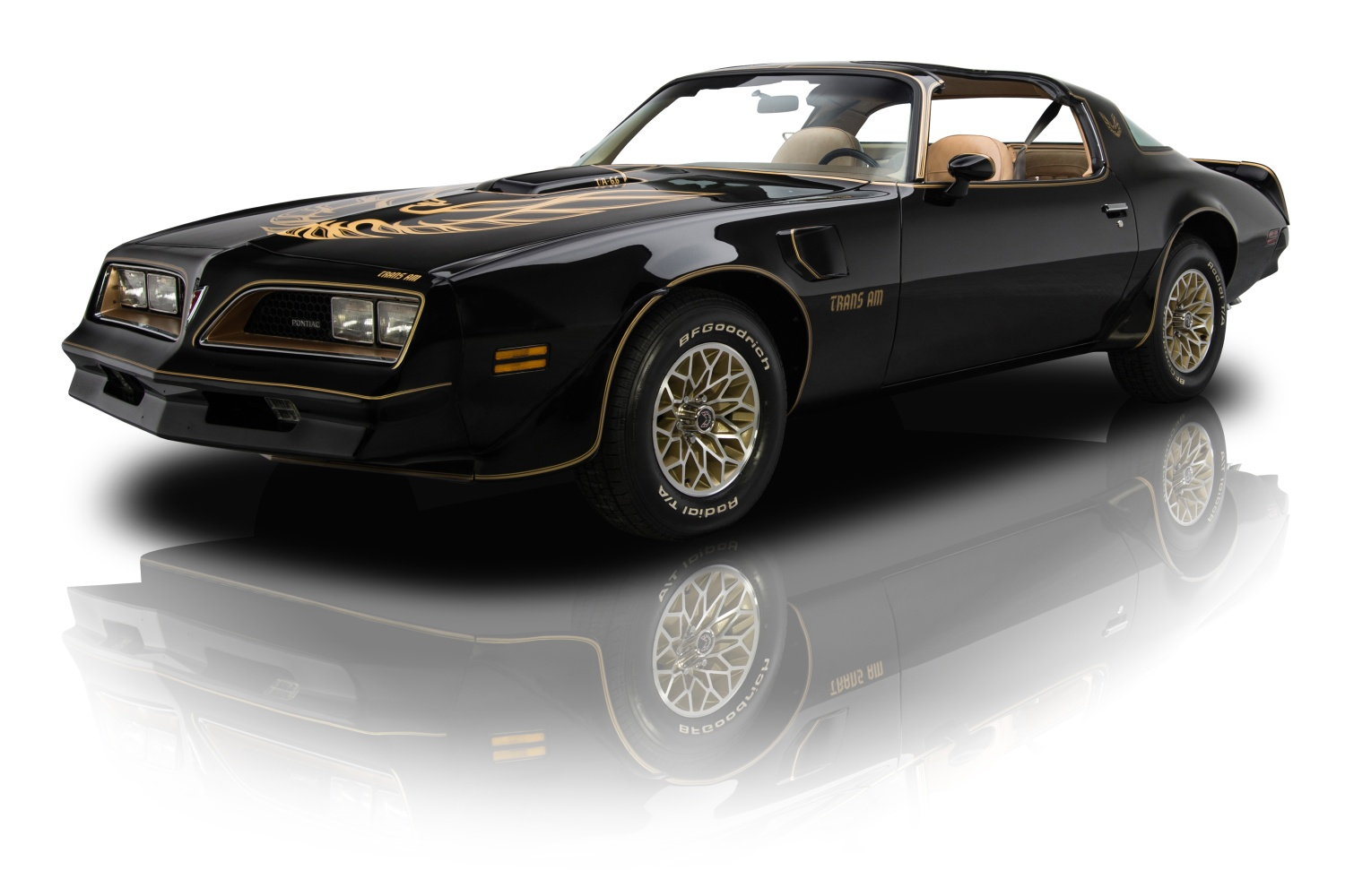 Smokey and the Bandit 1977 Pontiac Trans Am