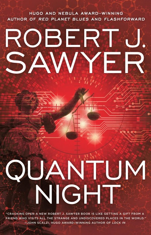 Quantum Night Cover