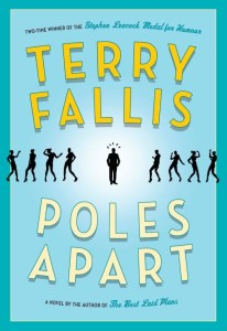 Poles Apart by Terry Fallis – review