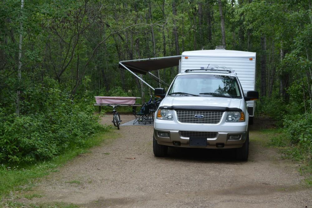 Pigeon Lake Campsite