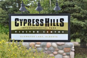 Cypress Hills Provincial Park – review