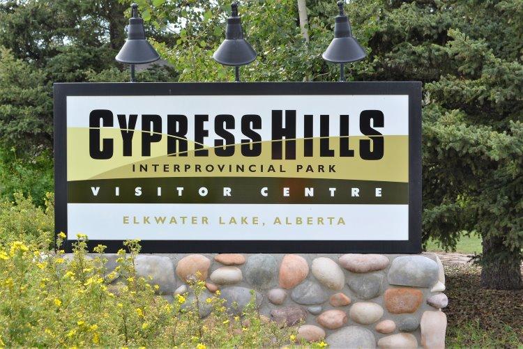 Cypress Hills Provincial Park - review