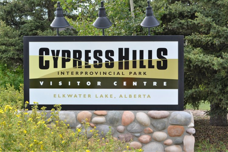 Cypress Hills Provincial Park - review