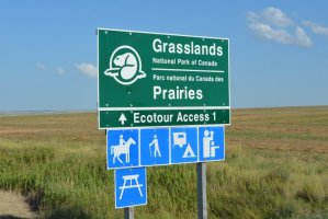 Grasslands National Park – review
