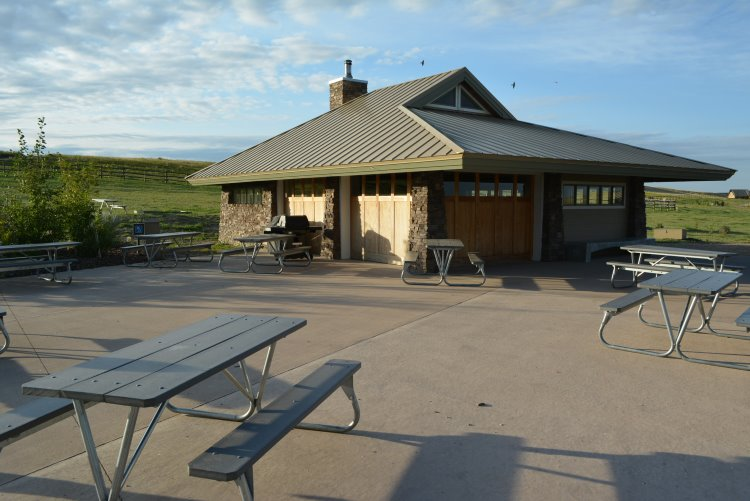 outside-of-cook-shelter-at-grasslands-national-park