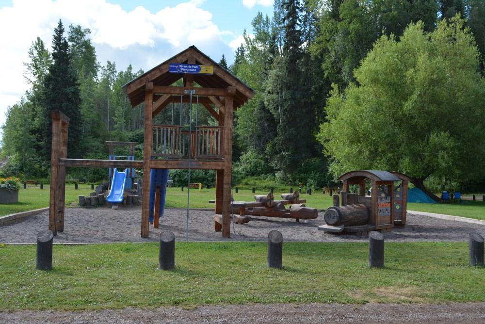 Riverside Municipal RV Park - Smithers BC - review • A Crock