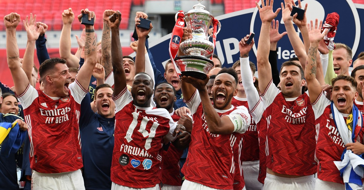 arsenal fc seamlessly transitions to