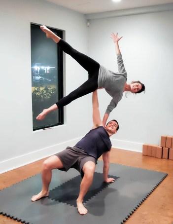Andrew Perlot & Christine Falaguerra