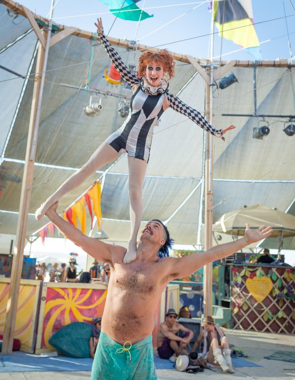 Atlas at Burning Man 2015