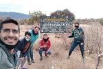 Entrega de donaciones a familias damnificadas por los incendios forestales (Córdoba, Argentina)