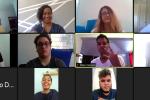 Reunión de fin de año del Círculo Juvenil JANOS (República Dominicana)